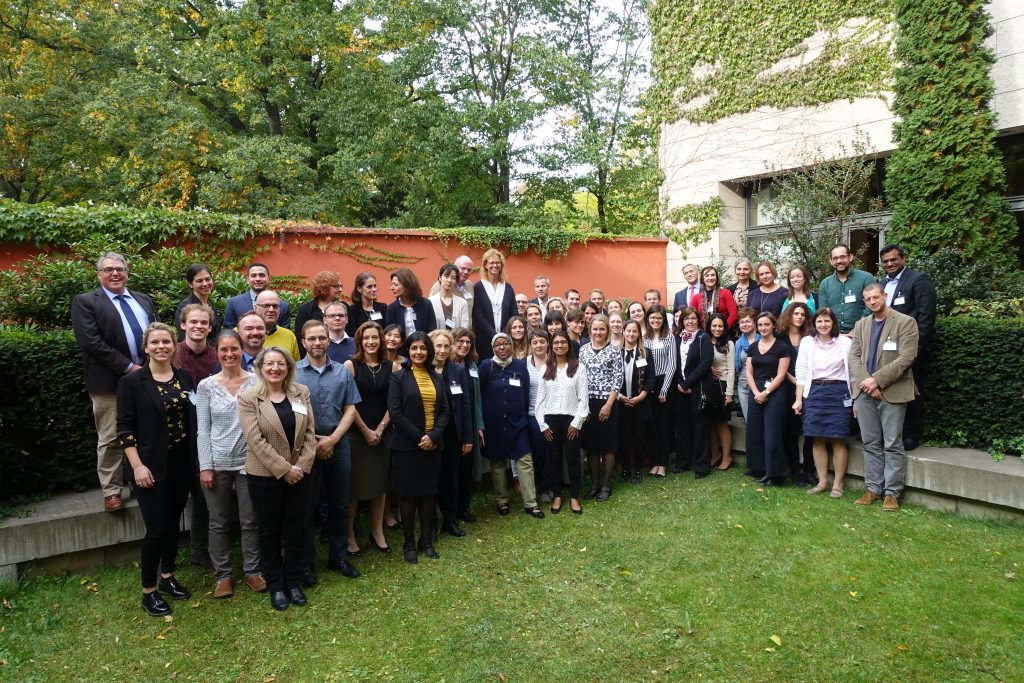 2018 Pre-ECTRIMS IPMSSG members meeting